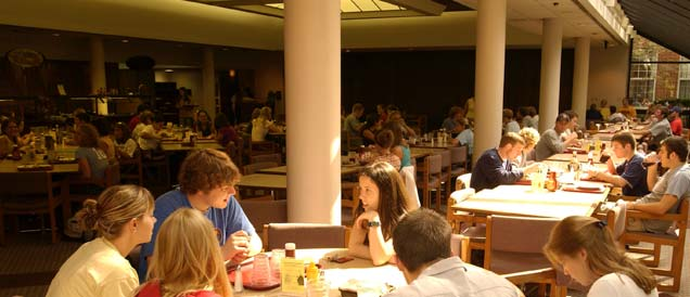 Shambler Studies: What Campus Eating Option Are YOU?